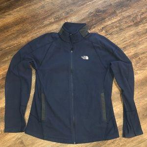 North Face fleece zip up